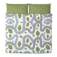 IKEA | Bedlinen | Duvet cover sets | KAJSA TRÄD | Duvet cover and pillowcase(s)