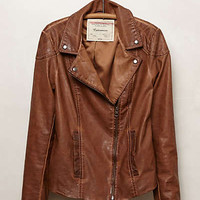 Fayette Vegan Leather Jacket