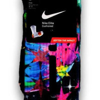 Meet Johnny Nike Custom Elite Sock | CustomizeEliteSocks.com™