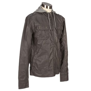 Burlington coat factory mens leather jackets