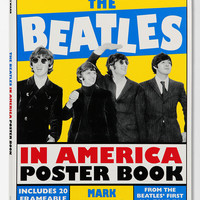 The Beatles in America Poster Book By Mark Hayward  - Urban Outfitters