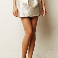 Frosted Tulip Mini Skirt