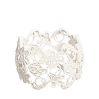 Oasis Lace Stretch Bracelet