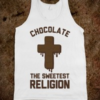 Chocolate the Sweetest Religion