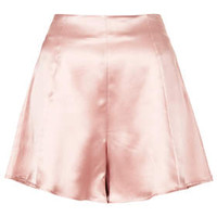SATIN SILK SHORTS BY BOUTIQUE