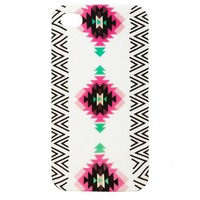 AZTEC PRINT PHONE CASE - 4