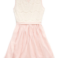 Dainty Lace Dress (Kids)