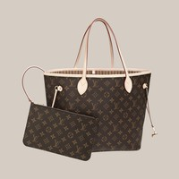 Neverfull MM - Louis Vuitton - LOUISVUITTON.COM