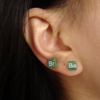 Breaking Bad Earrings
