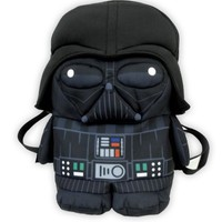 Darth Vader Backpack Pals : Soft Plush Back Packs from Comic Images