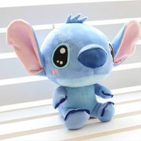 "Stitch Plush Toy Disney Cartoon Stitch Doll 20cm (7.8"")"
