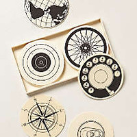 Paraphernalia Coaster Set