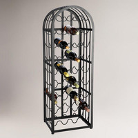 Metal Arch Wine Rack - World Market