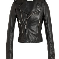 BALENCIAGA | Classic Lambs' Leather Biker Jacket | Browns fashion & designer clothes & clothing
