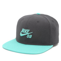 Nike SB Snapback Hat - Mens Backpack - Sea Foam - One