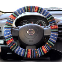 Steering-wheel-cover-cheetah-wheel-car-accessories-Tribal-Steering-Wheel-Cover-