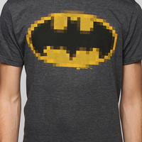 Junk Food Pixelated Batman Tee - Urban Outfitters
