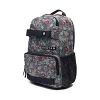 Burton Treble Yell Floral Backpack