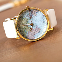 Retro Atlas Watch,Wrist Watch,Leather Watch,Best Chosen Gift