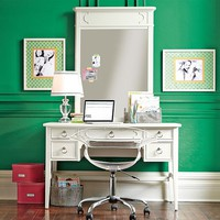 Shelby Desk + Hutch