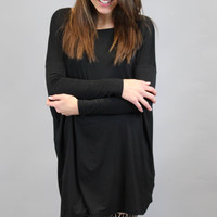 Piko Tunic - Black