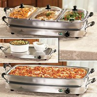 Deluxe 3/1 Buffet Server @ Fresh Finds