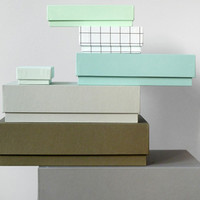 Present&Correct - Mint Box Set
