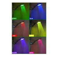 Amazon.com: 6-color LED Continuously Color Changing Bathroom Hand Shower,chrome: Home Improvement