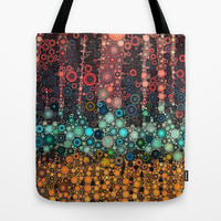 :: Michigan Morning :: Tote Bag by GaleStorm Artworks