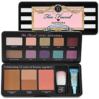 Sephora: Too Faced : Too Faced Loves Sephora 15 Years Of Beauty Palette : makeup-palettes