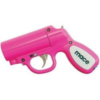 Mace Pepper GUN in Pink 80404