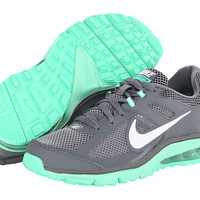 Nike Air Max Defy Run Cool Grey/Green Glow/White - Zappos.com Free Shipping BOTH Ways