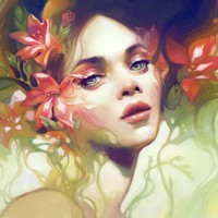 """August"" - Art Print by Anna Dittmann"