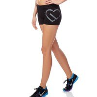 Knit Active Shorts