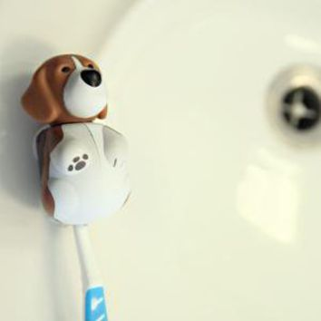 bathroom buddies beagle toothbrush holder - $9.99 : ShopRuche.com, Vintage Inspired Clothing, Affordable Clothes, Eco friendly Fashion