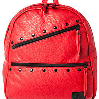 The Harlem Fashion Backpack in High Risk Red