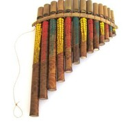 Panflute Pan Flute, Panpipes Percussion Woodwind Instrument