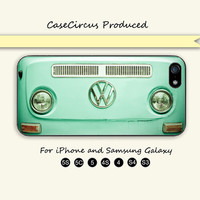 Volkswagen, Mini Bus, Vintage iPhone 5 case, iPhone 5C Case, iPhone 5S , Phone case,iPhone 4 Case, iPhone 4S Case, Case,