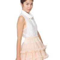 Multi-Layered Reversible Petticoat | Shop American Apparel