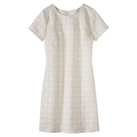 Xhilaration® Juniors Textured Shift Dress - Assorted Colors
