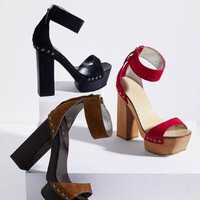 Victoria's Secret - Block-heel Sandal