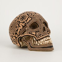 Our Exquisite Corpse Embellished Skull