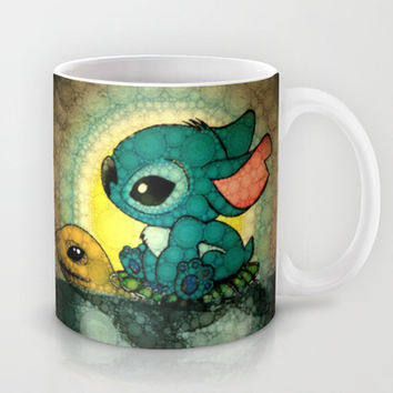 Swimming Stitch Mug by Alohalani