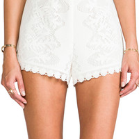 DV by Dolce Vita Myranda Short in Blanc