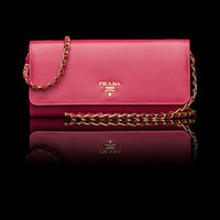 Prada E-Store · Woman · Wallets · Document Holder 1M1290_QWA_F0505