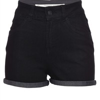 flyy stretch denim short