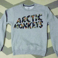 Reserved For Izzy- Arctic Monkeys Crewneck Sweatshirt