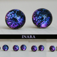 Inara Color Shifting Post Earrings