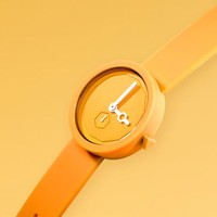 Poketo Minimalist Watch - Yolk