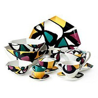"DIANE von FURSTENBERG ""Miro Flowers"" Dinnerware Collection - Dining - Bloomingdales.com"